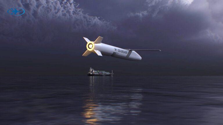 Israel's Rafael unveils Sea Breaker missile