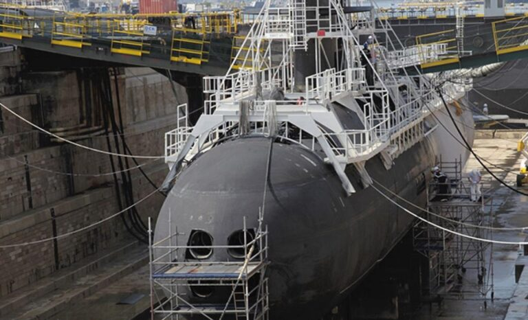 Naval Group signed a deal to provide maintenance support to French nuclear subs