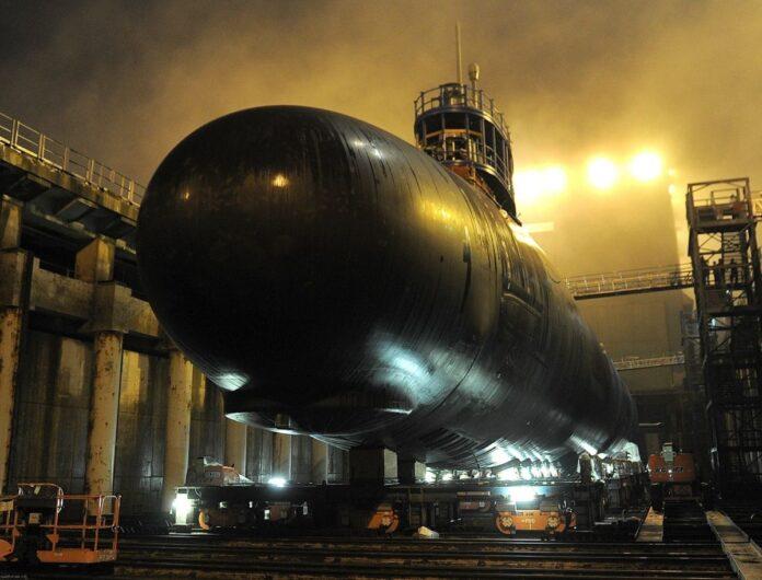 SSN 784 USS North Dakota