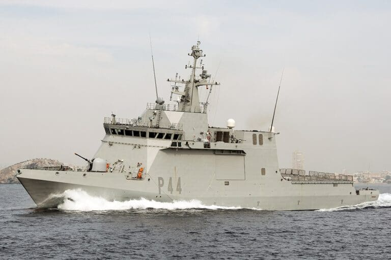 NATO's Operation Sea Guardian 4th focused-ops of 2021 concludes