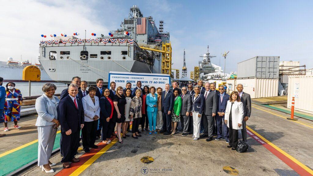 usns john lewis 3 - naval post- naval news and information