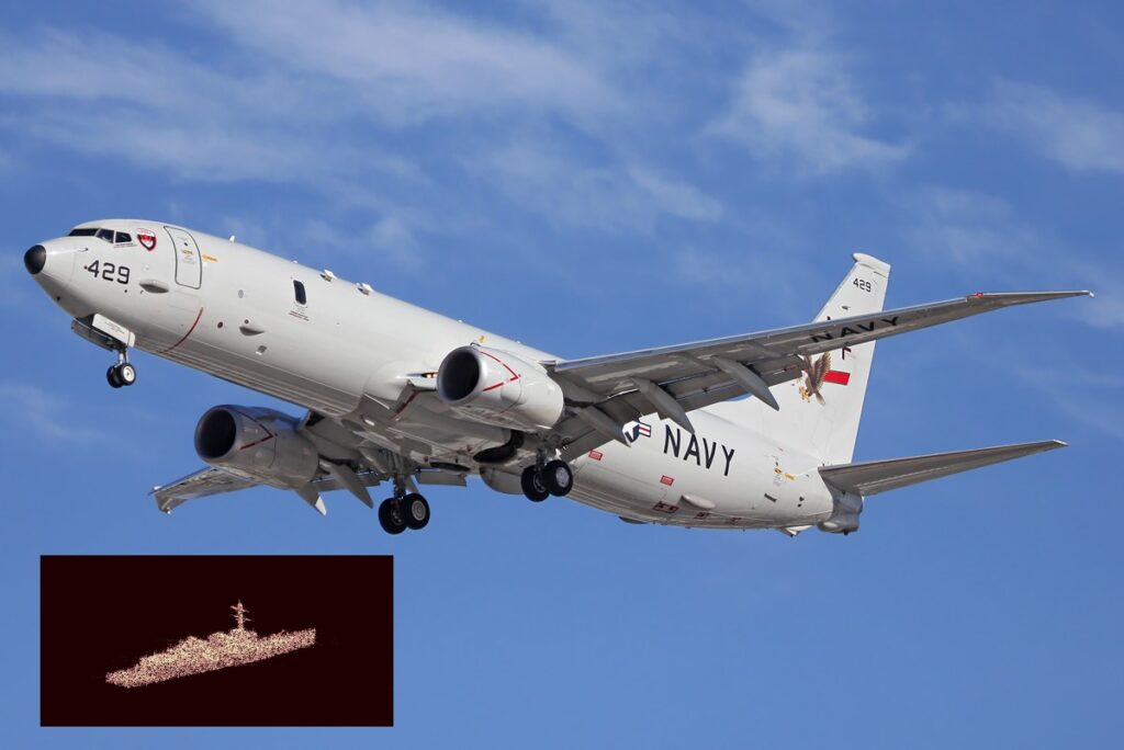 us navy p 8 poseidon taking off at perth airport 1 - naval post