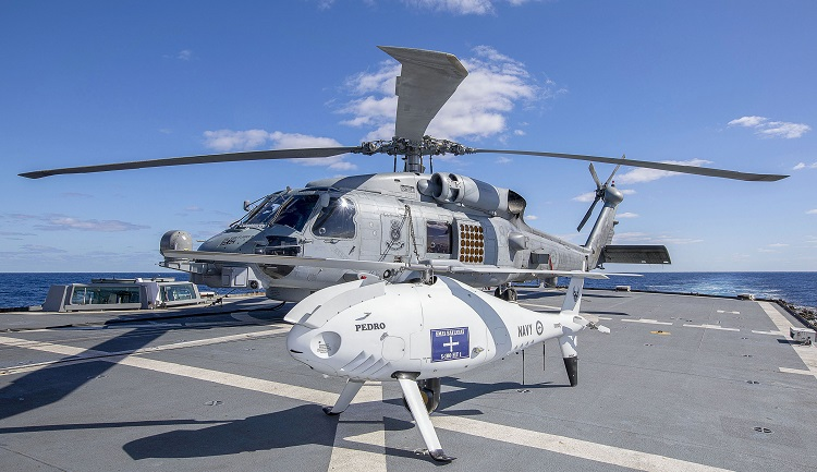 camcopter s 100 australia - naval post- naval news and information