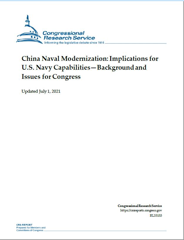 china naval modernization - naval post