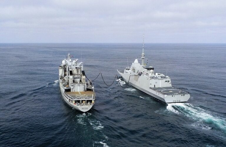 NATO Maritime Group completes Dynamic Mongoose 21 exercise