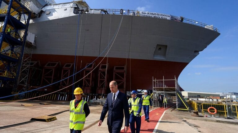 BAE Systems begins construction of 3rd Type 26 frigate