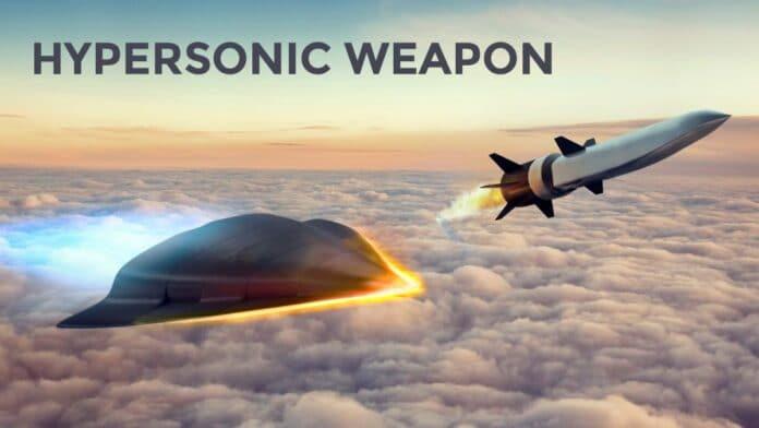 Hypersonic Weapons (Image: Raytheon)