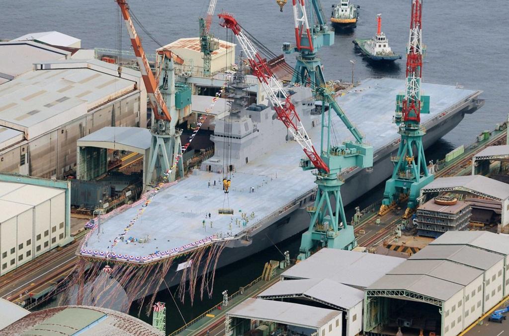 izumo class l1 - naval post- naval news and information