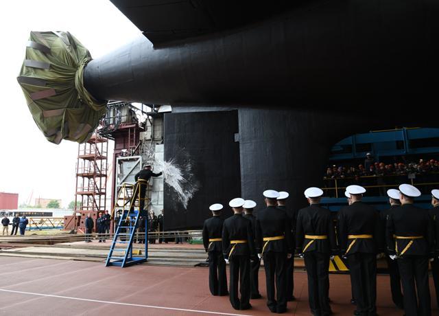 krasnoyarsk 3 - naval post- naval news and information
