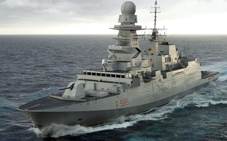 Morocco in talks with Italy to procure 2 FREMM Frigates