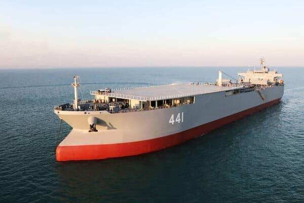 makran - naval post