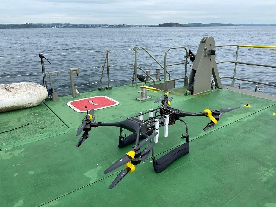 minerva drone