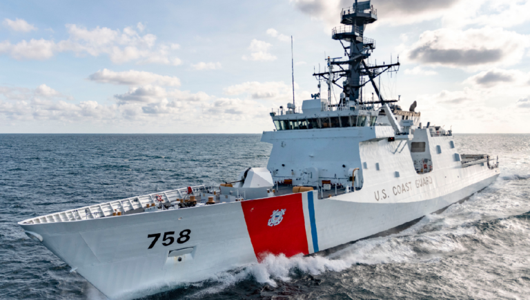 HII lays keel of 10th Legend-class cutter Calhoun (WMSL 759)