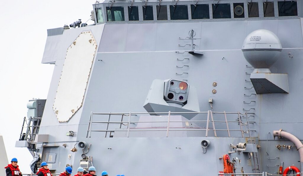 odin on uss stockdale - naval post- naval news and information