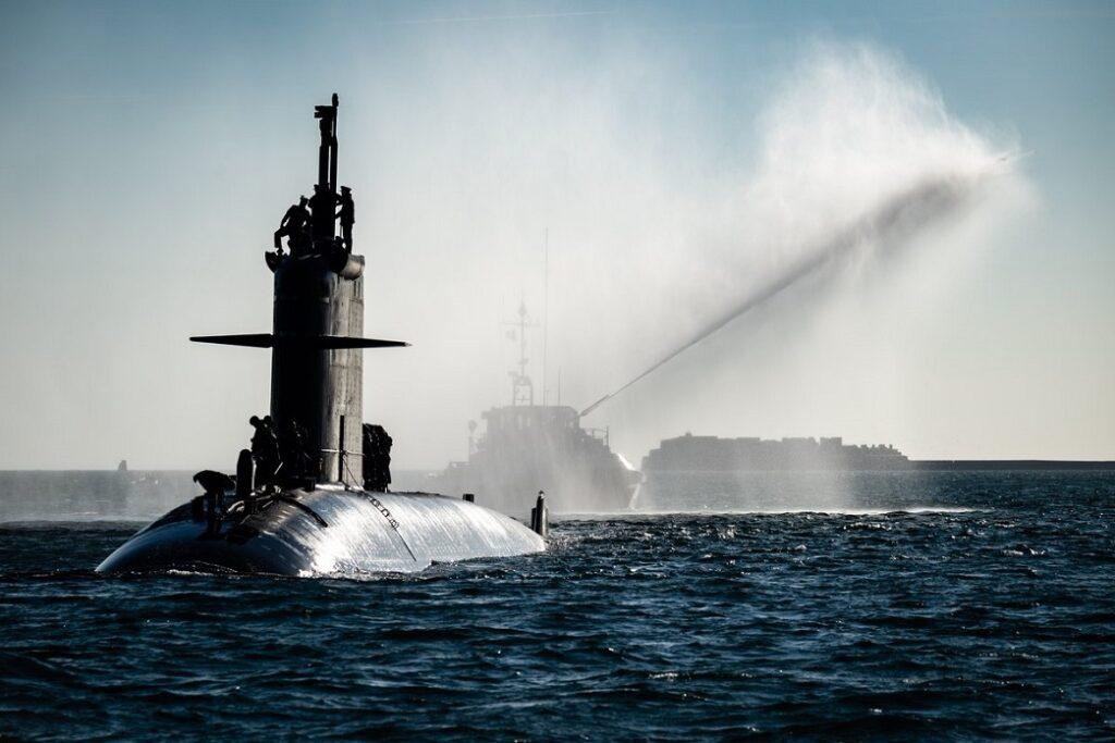 rubis class ssn - naval post