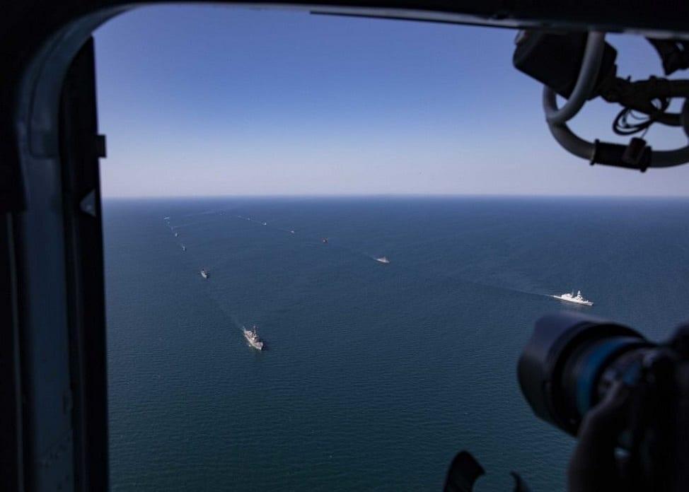 sea breeze 3 - naval post