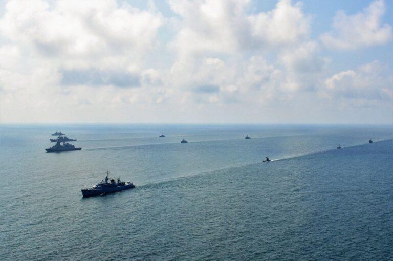 "NATO Maritime Groups attended Bulgarian-led ""Breeze 2021"" exercise"