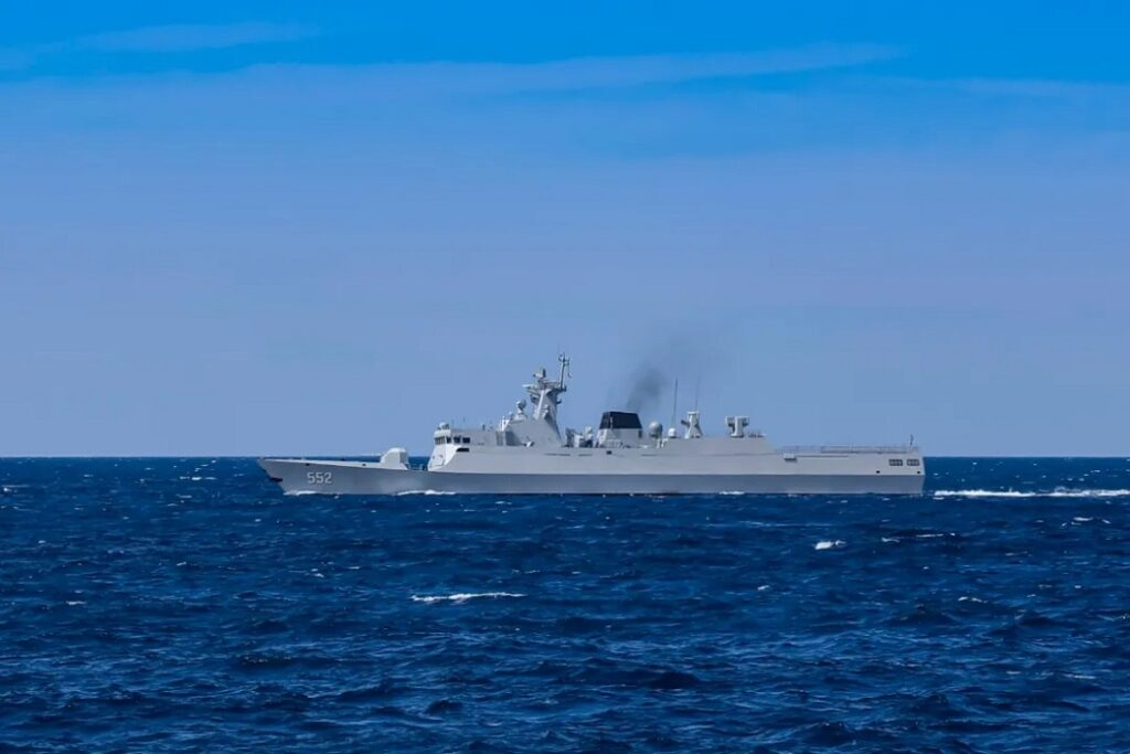 type 56a class corvette 2 - naval post- naval news and information