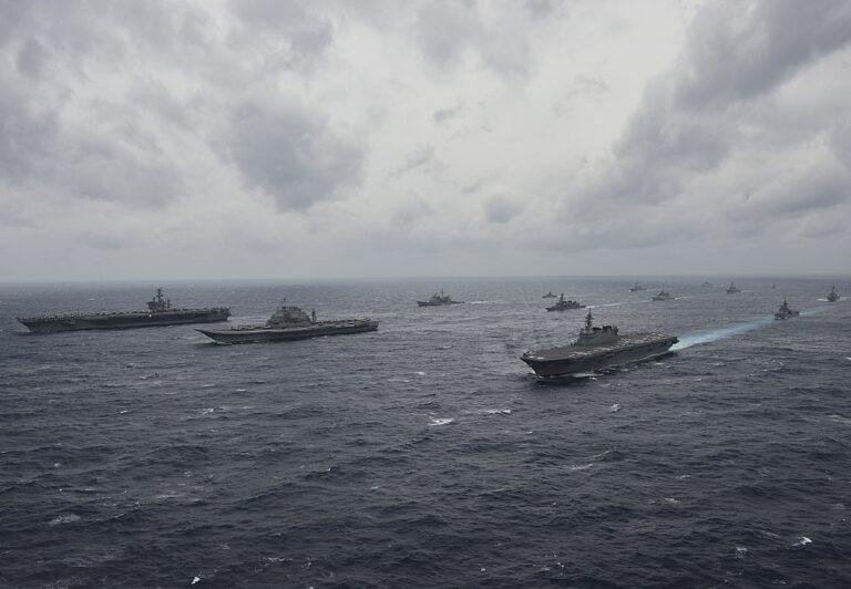 India, U.S., Japan and Australia set to conduct Malabar 2021 exercise