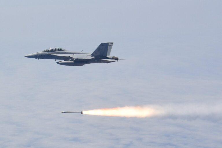 U.S. Navy's AARGM-ER to enter production