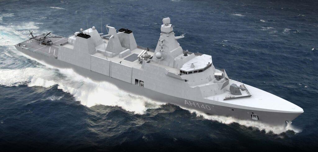 arrowhead 140 - naval post- naval news and information