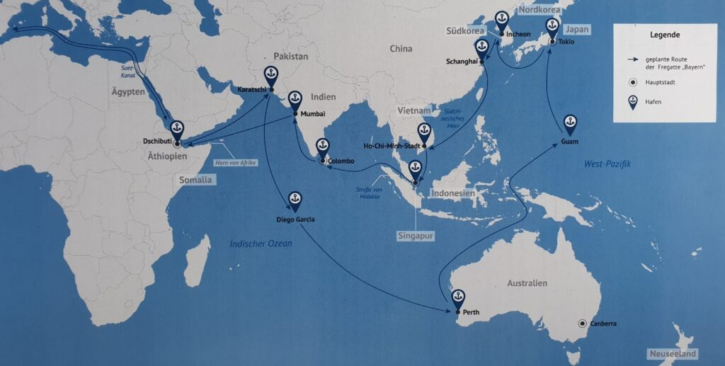 bayern deployment - naval post- naval news and information