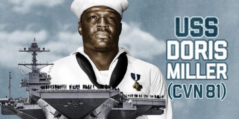 cvn 81 uss doris miller 002 - naval post- naval news and information