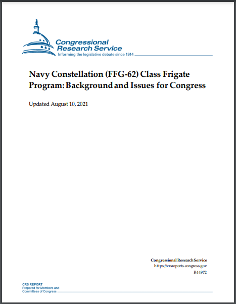 constellation class - naval post- naval news and information