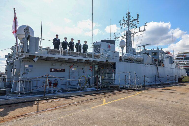 2 decommissioned British minehunters set to be transferred to Ukraine