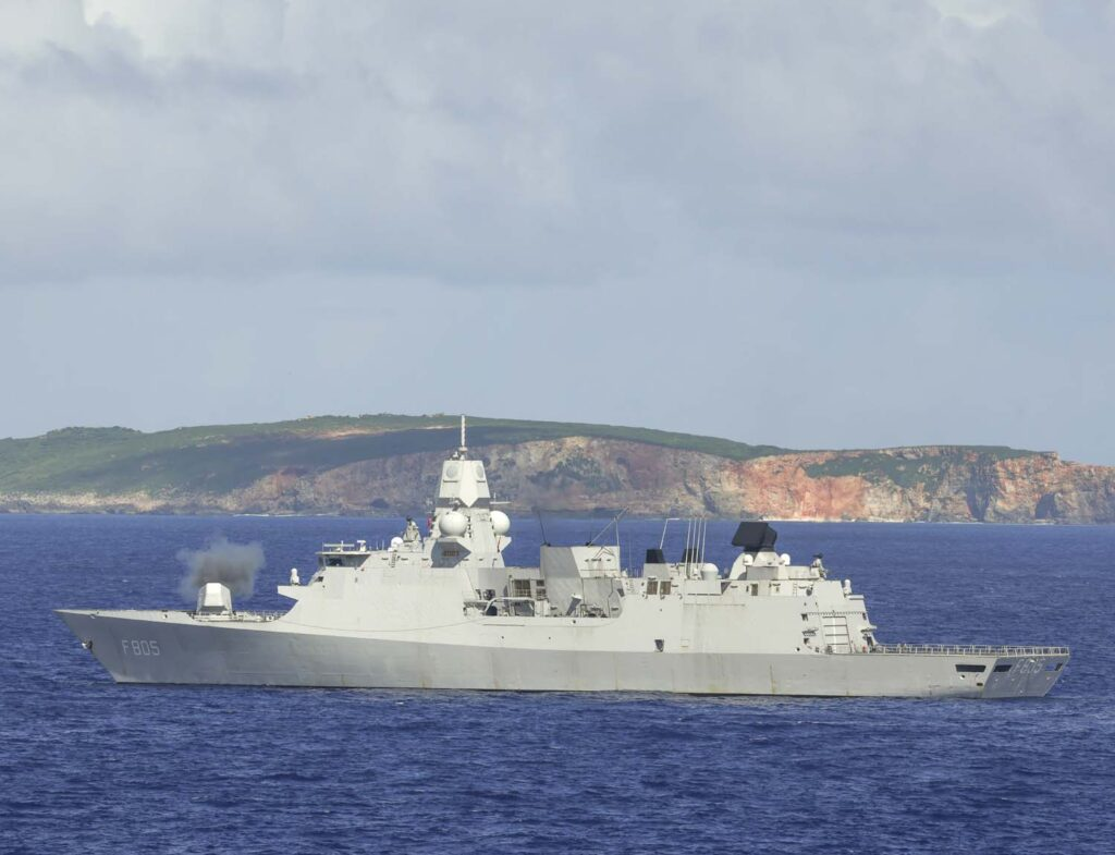 hnlms evertsen - naval post- naval news and information