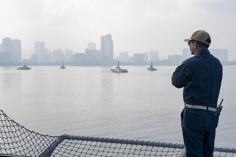 uss charleston philippines - naval post- naval news and information