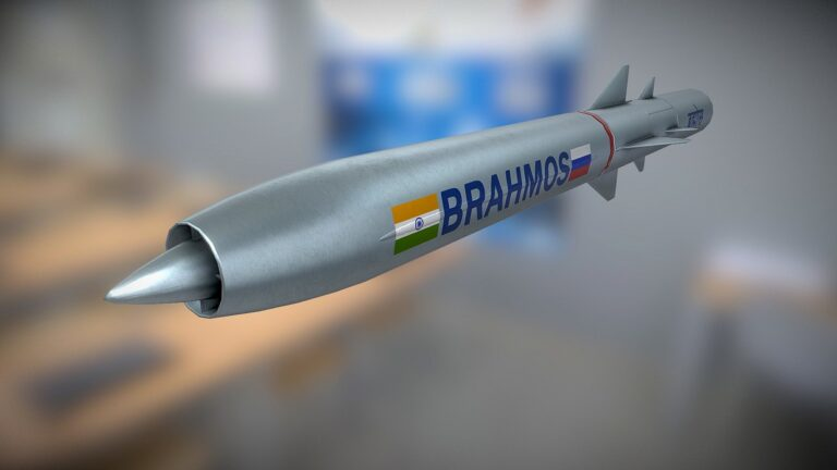 Brahmos Cruise Missile: The backbone of the Indian Navy Firepower