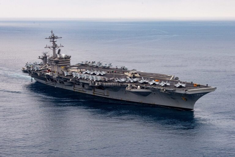 Carl Vinson CSG departs on deployment