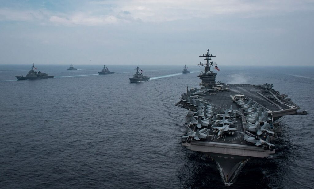 carl vinson csg - naval post- naval news and information