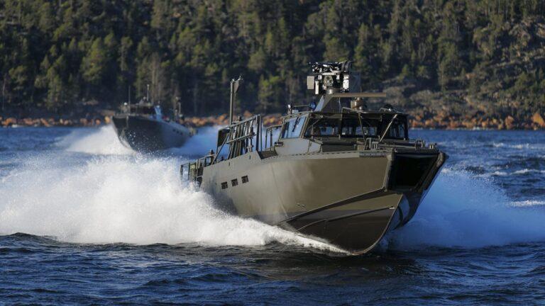 Saab's New Combat Boat 90 NG to be on display at DSEI 2021