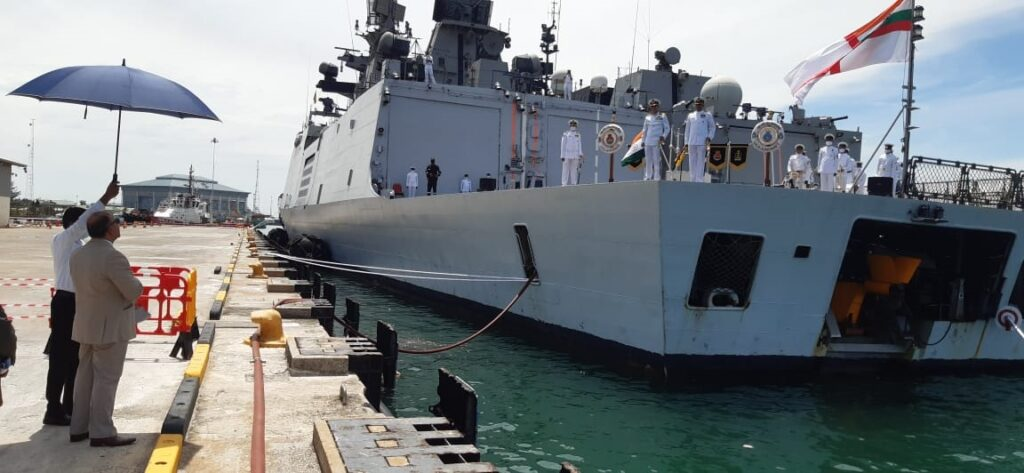 indian frigate 2 - naval post- naval news and information