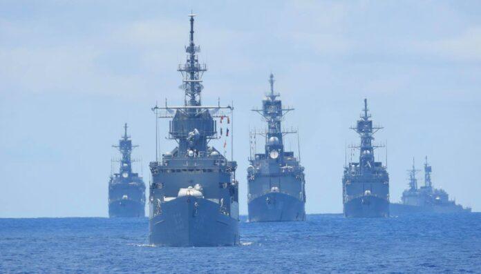 Kidd-class Destroyers