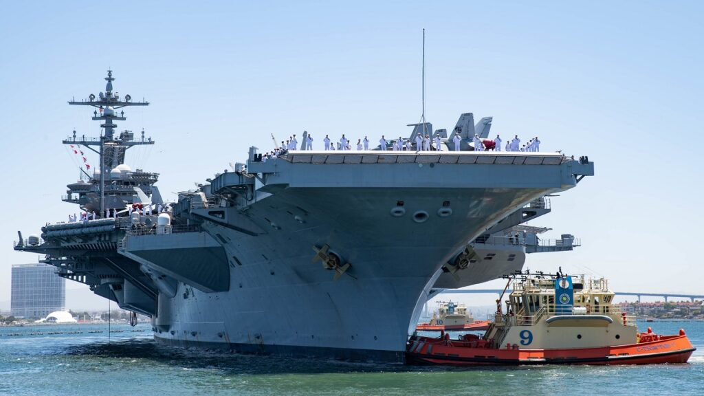 large scale exercise - naval post- naval news and information