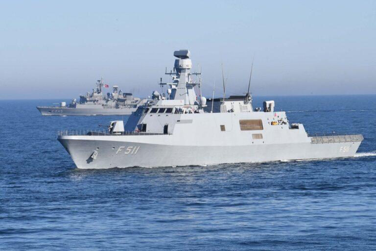 Ukraine Defence Ministry reveals the weapon systems for MILGEM-class corvettes