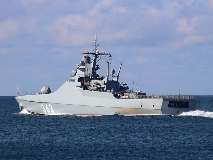 pavel derzhavin 05 - naval post- naval news and information