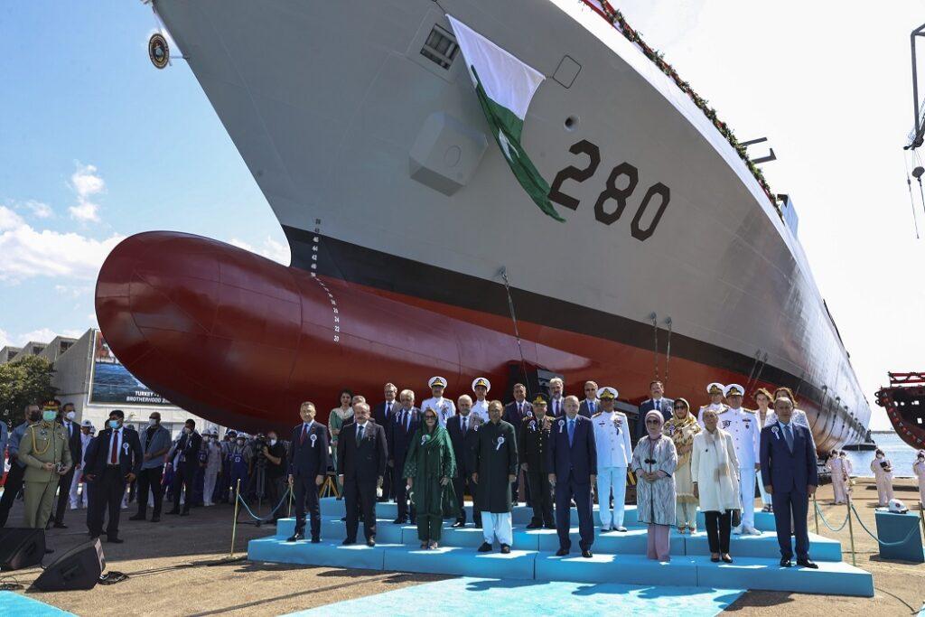 pns babur - naval post- naval news and information