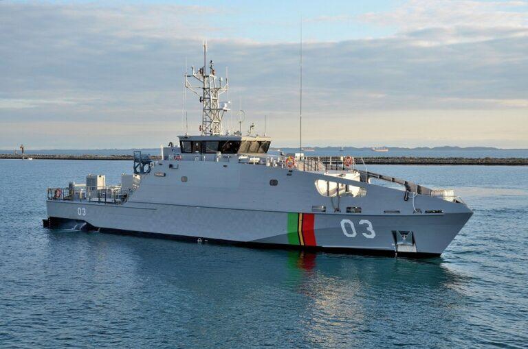 Austal delivers 12th Guardian-class patrol boat to Australian MoD