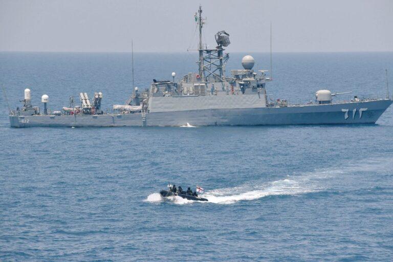 Indian Navy kicks off bilateral exercise with Royal Saudi Navy