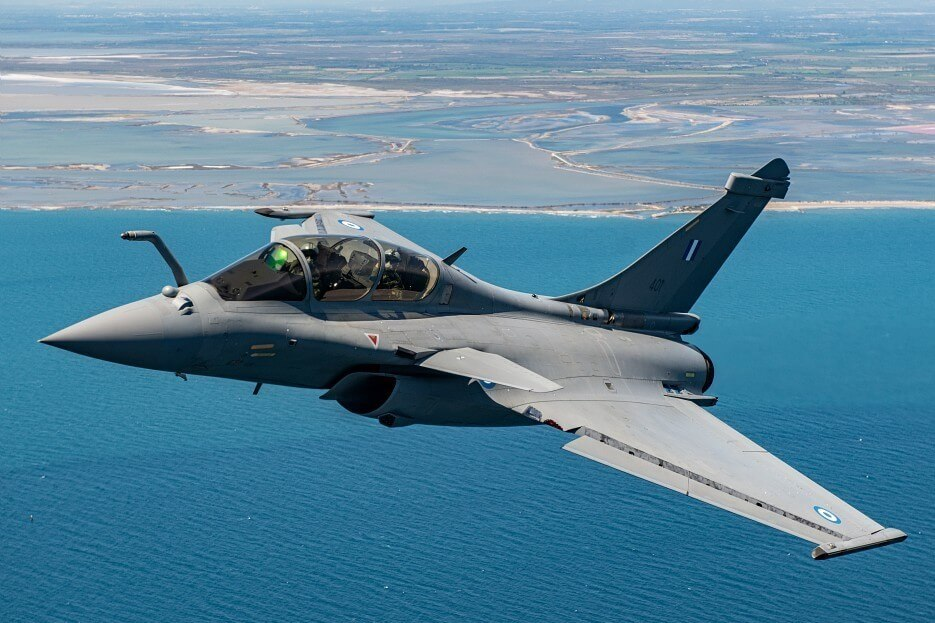 the first dassault rafale of the hellenic air force 1 - naval post- naval news and information