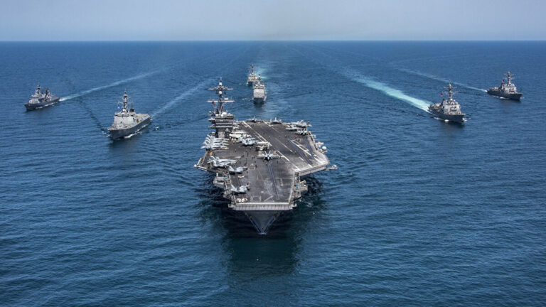 Huntington Ingalls awarded $273 Million U.S. Navy Carrier and Surface Ship maintenance contract