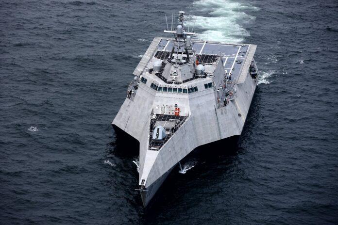 USS Charleston (LCS 18) (Source:US Navy)