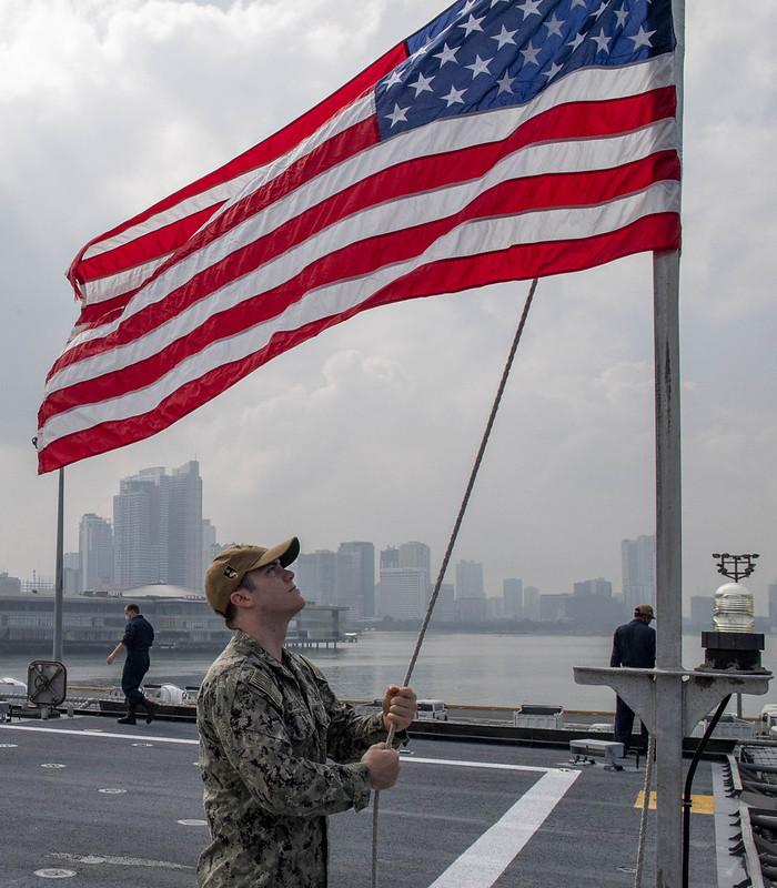 uss charleston philippines 2 - naval post- naval news and information