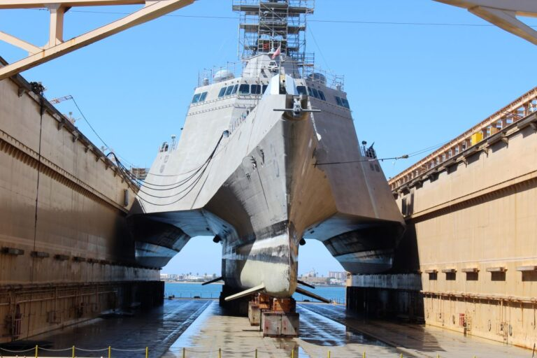 Austal USA Awarded Maintenance and Modernization Contract for West Coast-based LCSs