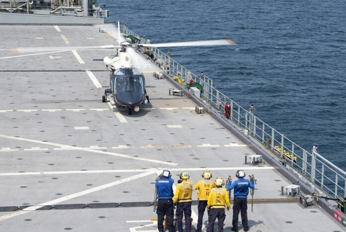 """USS Hershel """"Woody"""" Williams completes exercise with Ghana's Special Boat Squadron"""