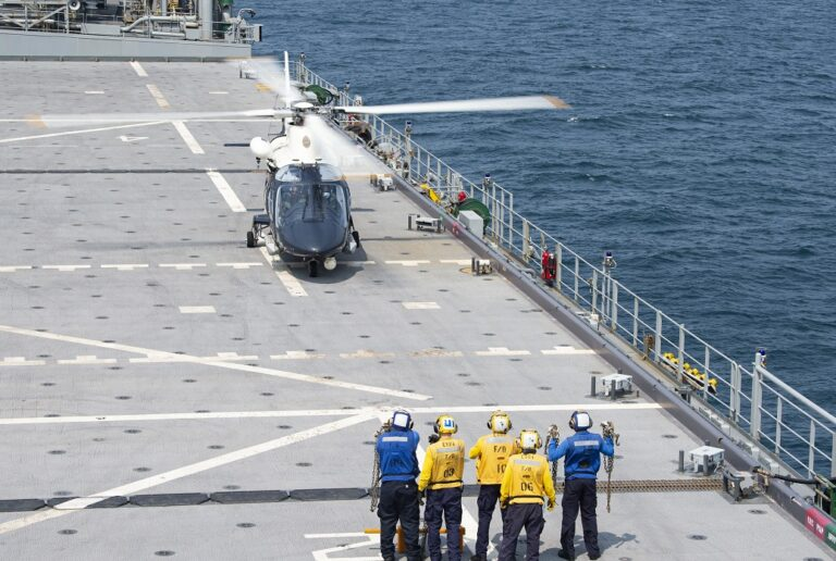 """USS Hershel """"Woody"""" Williams completes exercise with African partners"""